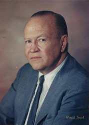 Photo of Edmund H. Harvey